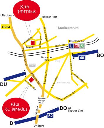 WegbeschreibungFamilienzentrum